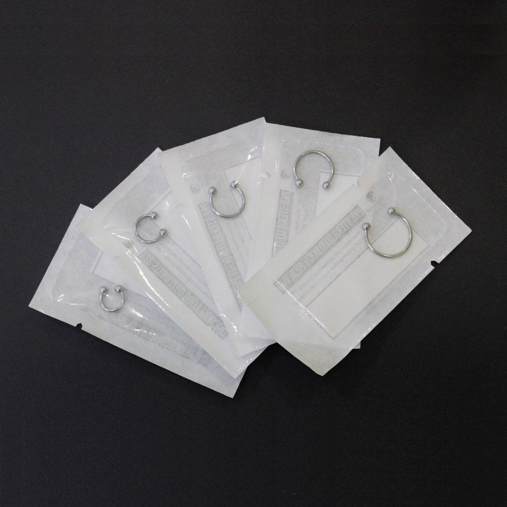 Circular barbell Sterile